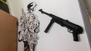 Mutmaßlicher Komplize von Franco A. Mitglied der AfD