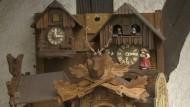 Astrein: In den Höhenlagen des Schwarzwalds wächst das weiche Holz für die Kuckucksuhren.