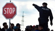 Sorge vor Zuwanderung erreicht Höchststand