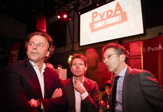 Sozialdemokraten Stürzen Bei Wahl In Den Niederlanden Ab