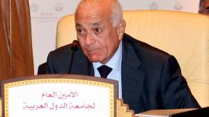 Arabische Liga legt Plan zur Krisenbewältigung vor