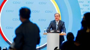 """Laschet dankt Söder und CSU für """"Vertrauensbeweis"""""""