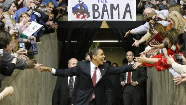 Obama gewinnt Vorwahl in Wyoming