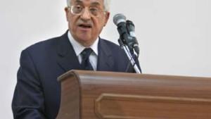 Abbas greift durch