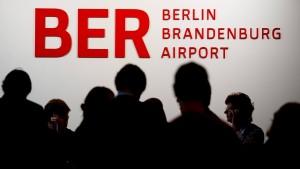Finanzspritze von Bund und Ländern soll Berliner Flughafen retten