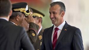 Washington bezichtigt Venezuelas Vizepräsidenten des Drogenhandels