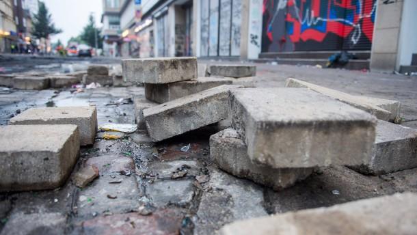 Polizisten verweigerten Einsatzbefehle im Schanzenviertel