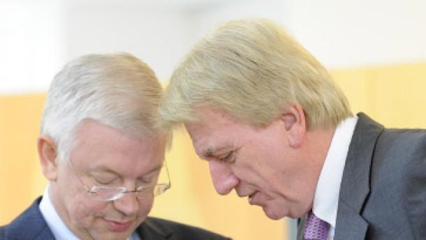 Bouffier präsentiert verjüngtes Kabinett