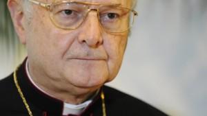 Ermittlungsverfahren gegen Erzbischof Zollitsch