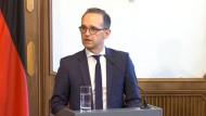 Maas verurteilt Protektionismus