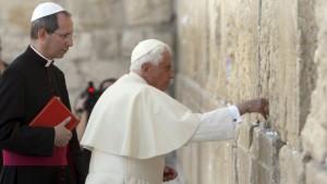 Enttäuschung nach Rede in Yad Vashem