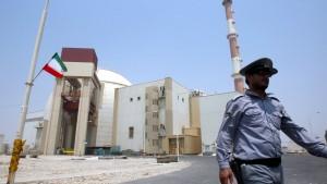 Iran muss wachsam kontrolliert werden
