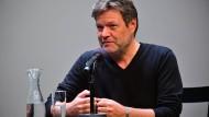 Robert Habeck im September in Berlin