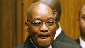 Jacob Zuma freigesprochen