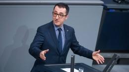 Cem Özdemirs Rede im Bundestag