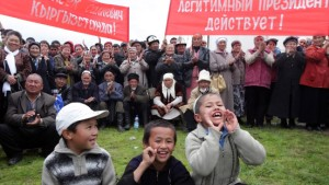 Übergangsregierung will Bakijew festnehmen lassen
