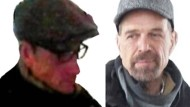 Aus ermittlungstaktischen Gründen ohne Bildhintergrund: Burkhard Garweg (l) und Ernst-Volker-Staub