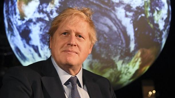 Johnson verschärft britisches Klimaziel