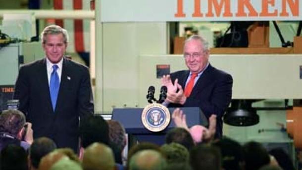 Bush nominiert Coats-Nachfolger
