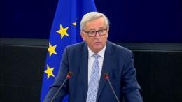 Juncker will Euro für alle EU-Staaten