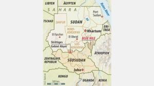 Heftige Gefechte zwischen Nord- und Südsudan