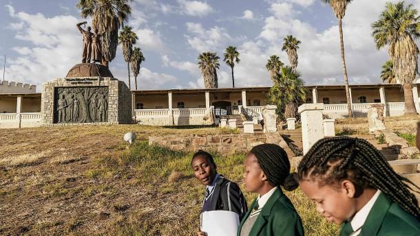 Aufrichtiges Interesse an Namibia