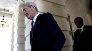 Wer rettet Robert Mueller?