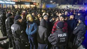 Die Polizei und das Racial Profiling