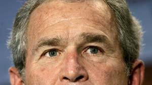 Bush versucht es mit neuem Führungspersonal