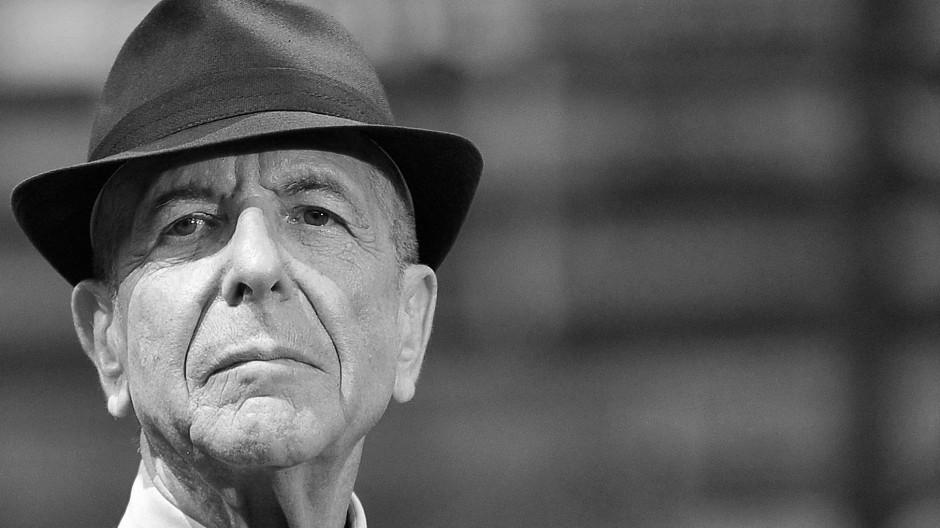 Singer-Songwriter-Legende Leonard Cohen ist tot