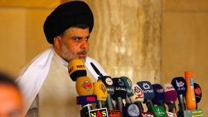 Irakischer Schiitenprediger fordert Assads Rücktritt