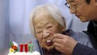 Ältester Mensch mit 117 Jahren gestorben