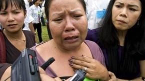 Opfer Kambodscha