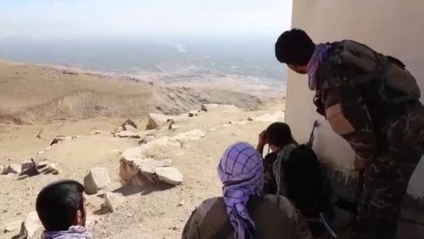 Kämpfe gegen Taliban im Pandschir-Tal gehen angeblich weiter