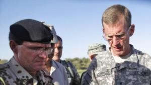 Nato-Bericht sieht Fehler der Bundeswehr