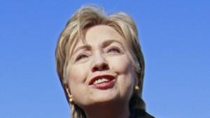 Clinton vor Obama - McCain der Favorit
