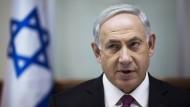 Netanjahu ruft Neuwahlen aus