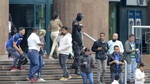 Geheimdienst durchsucht Büro von Oppositionsführer Guaidó
