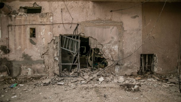 UN zählen 400.000 Kriegsflüchtlinge in Libyen