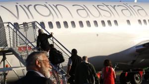 Randalierender Passagier zwingt Flugzeug zur Landung