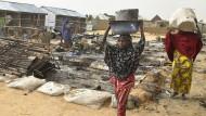 UN müssen Hilfe für Hungernde in Nigeria kürzen