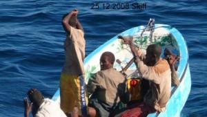 Die Erfolgsquote der Seeräuber sinkt