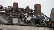 Mutter und ihre Kinder sterben bei Feuer in Duisburg
