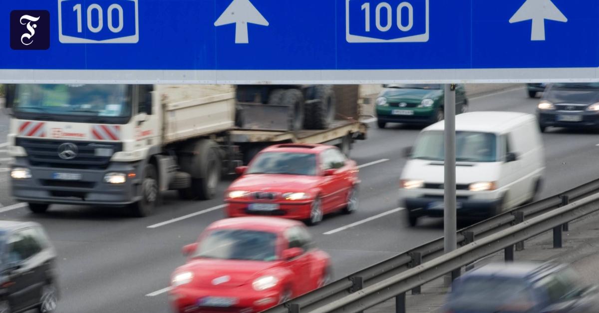 Stadtautobahn Berlin Aktuell