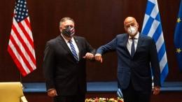 Vereinigte Staaten wollen im Gasstreit vermitteln