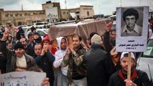 Amerika verhängt Sanktionen gegen Libyen
