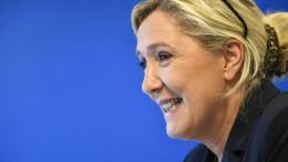 Le Pen will wieder gegen Macron antreten
