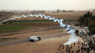 Tränengas gegen Kurden