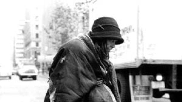 New York: Mit der Wirtschaftskrise kehrt die Armut zurück - Politik ...