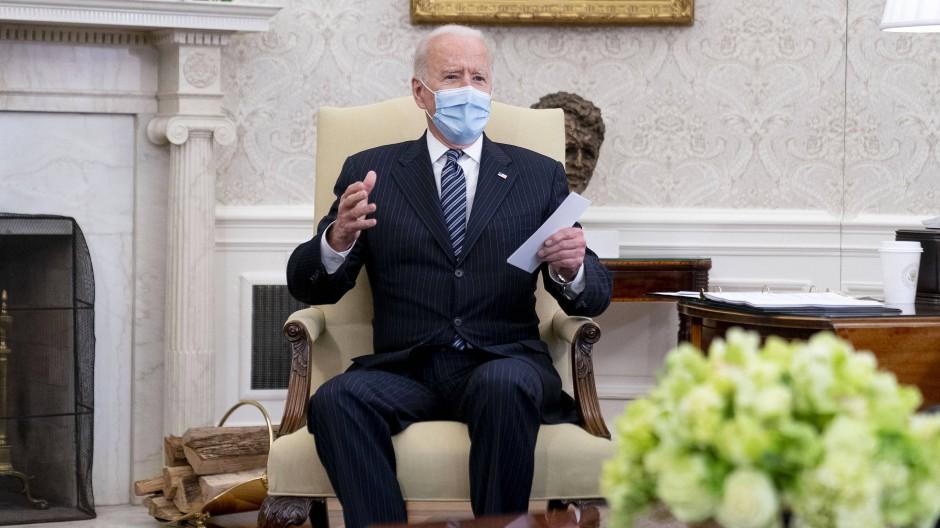 Riskiert Joe Biden eine Krise mit der Türkei?